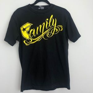 Famous Stars and Straps Family Tee